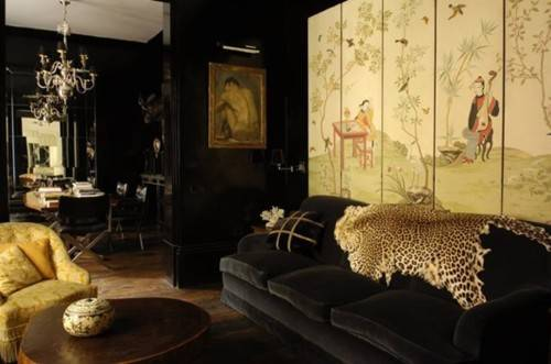 Black Gold Interiors Celebrate Decorate