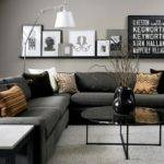 Black Grey Living Room Ideas Gorgeous Decor Home