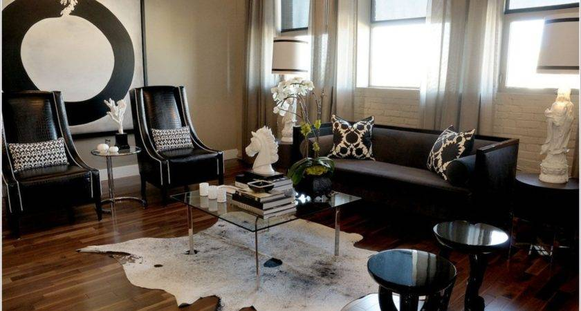 Black Ivory Living Room Ideas