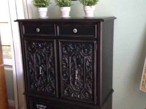 Black Shabby Chic Armoire House Rumours