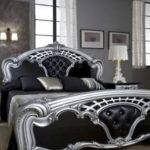 Black Silver Bedroom Sets Home Decor Interior
