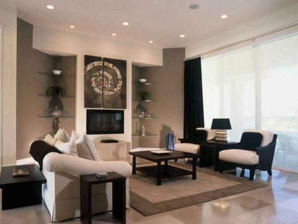 Black Taupe Living Room Ideas Information