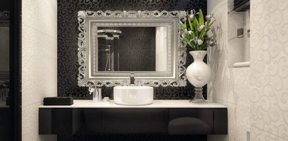 Black White Bathroom Ideas Designs