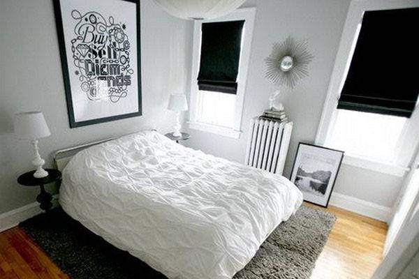 Black White Bedroom Curtains Decor Ideasdecor Ideas