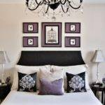 Black White Bedroom Teal Ideas