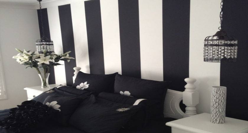 Black White Designs Bedrooms Home Combo