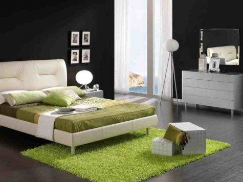 Black White Green Bedroom Ideas Decor Ideasdecor