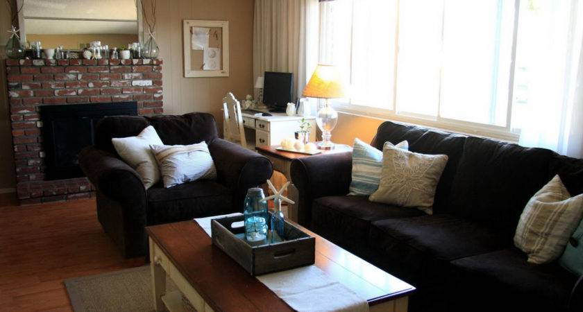 Black White Living Room Accent Color Decosee