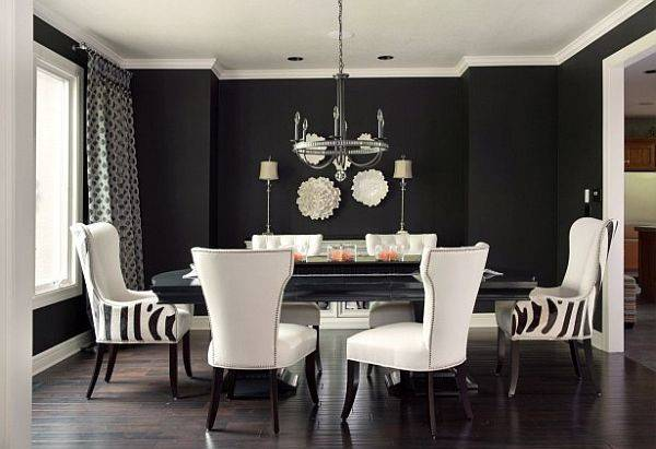 Black White Living Room Decor Long Hairstyles