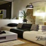 Black White Living Room Furniture Modern House