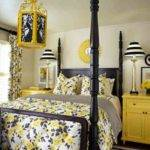 Black Yellow Bedroom Decor Ideasdecor Ideas