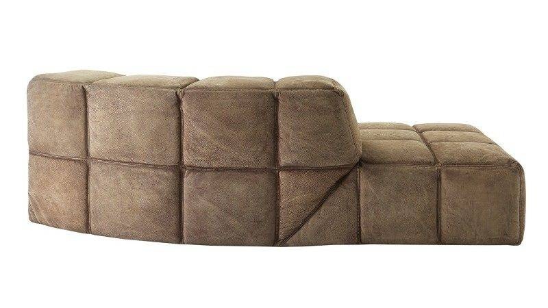 Bleu Nature Chicane Lhf Sofa