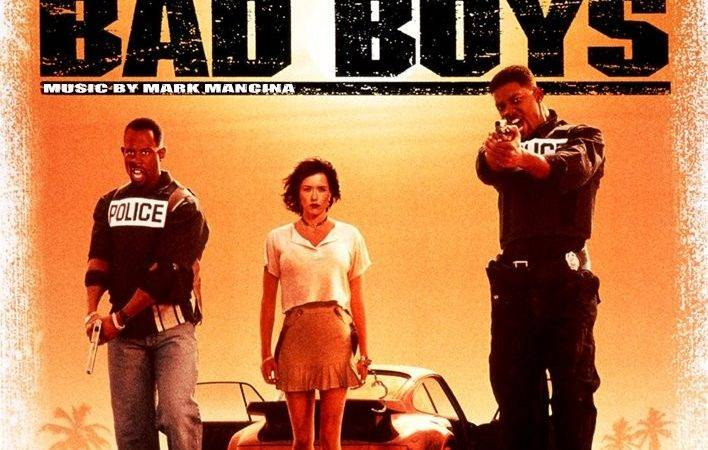 Blog Chief Dundee Bad Boys Suite Mark Mancina