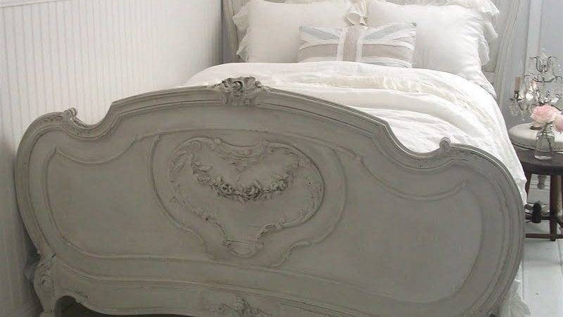 Bloom Cottage White Wednesday French Inspired Bed