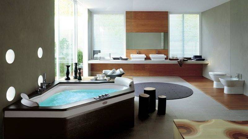 Bloombety Amazing Big Bathroom Designs