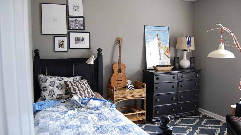 Bloombety Boy Room Paint Ideas Frame