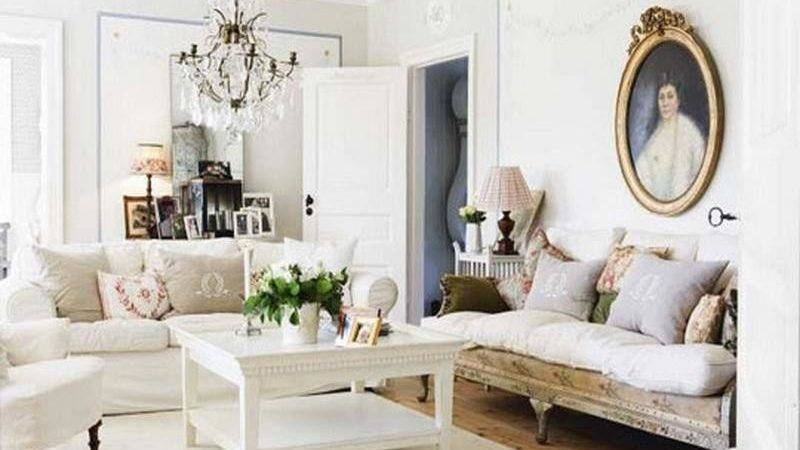 Bloombety Cool Shabby Chic Apartment Decor