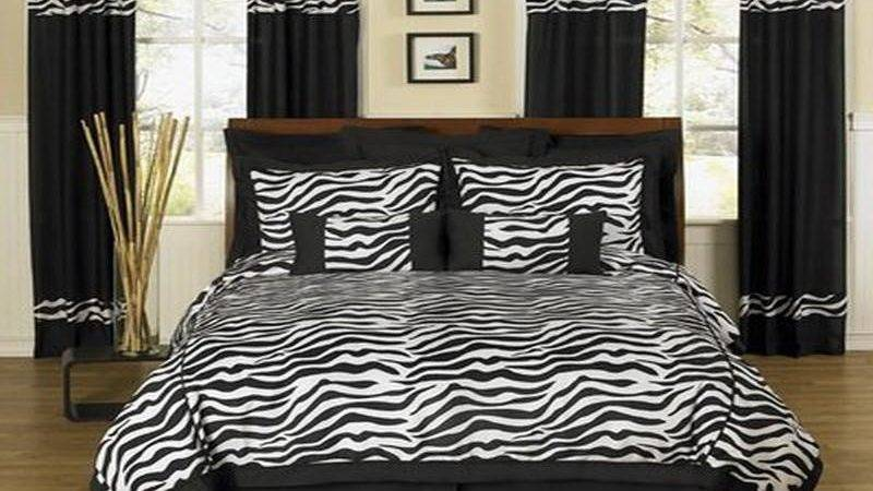Bloombety Cool Zebra Room Decorating Ideas