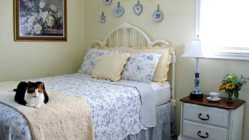 Bloombety Cottage Style Bedrooms Ideas Cat