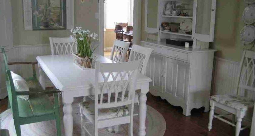 Bloombety Cottage Style Decorating Photos Dining Table