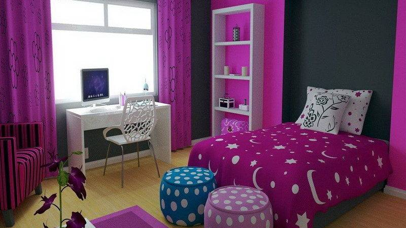 Bloombety Cute Apartment Bedroom Ideas Girls