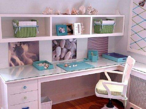 Bloombety Cute Study Room Decoration Ideas Teenage