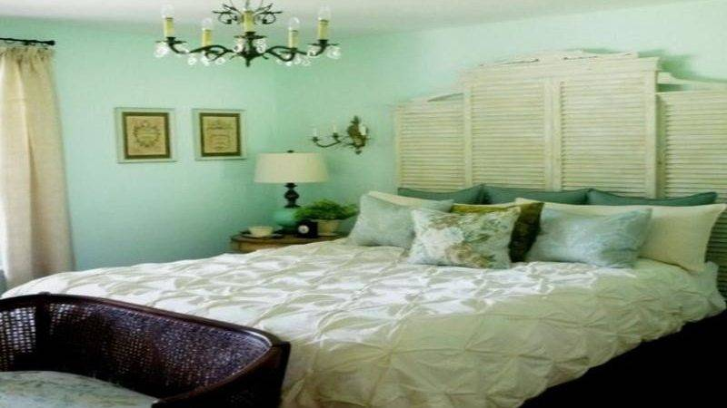 Bloombety Decorating Master Bedroom Mint Green