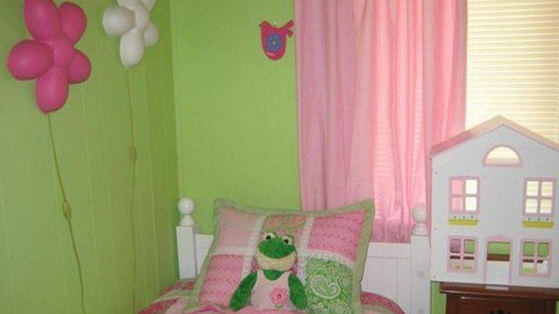 Bloombety Girl Room Color Decorating Ideas