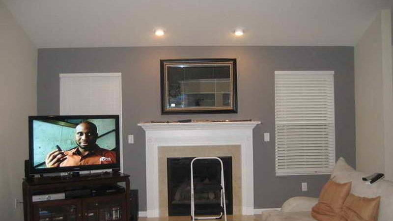 Bloombety Gray Living Room Color Schemes