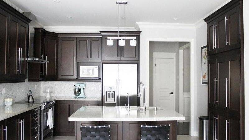 Bloombety Kitchen Cabinet Paint Colors Schemes Best