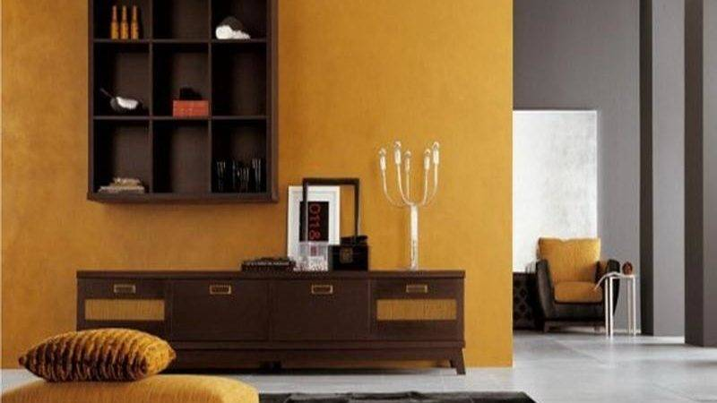 Bloombety Orange Paint Colors Living Room