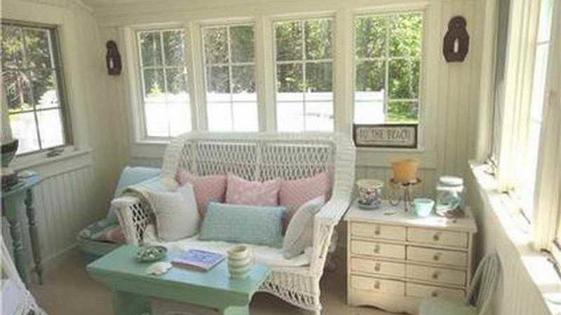 Bloombety Small Cottage Decorating Ideas Sea Rose