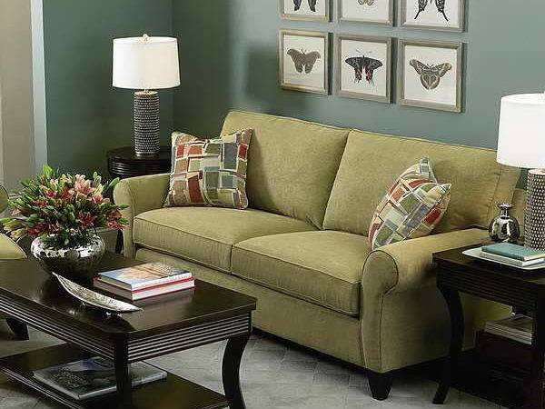 Bloombety Traditional Upholstered Sofas Design