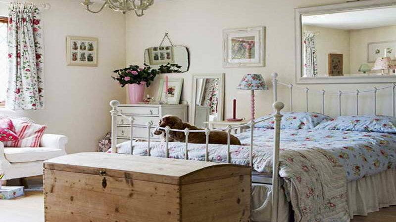 Bloombety Vintage Bedroom Decor Ideas Crates