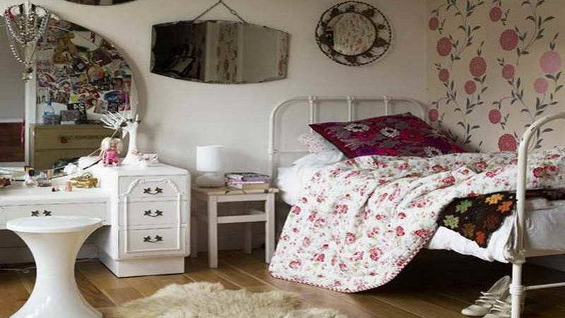 Bloombety Vintage Bedroom Decor Ideas Flower
