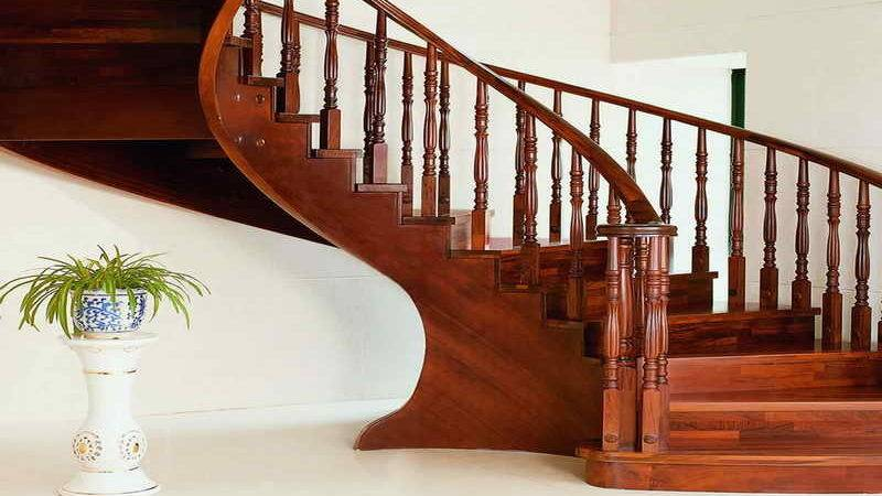 Bloombety Wood Railing Designs Hard