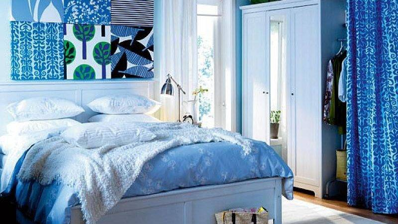 Blue Bedroom Color Ideas Colors Home