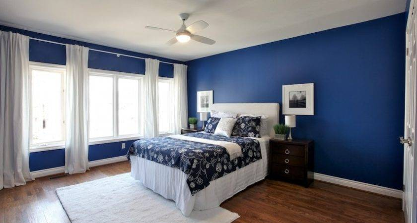 Blue Bedrooms Decoration Ideas Theme Rooms