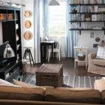 Blue Brown Living Room Decorating Ideas Nyc