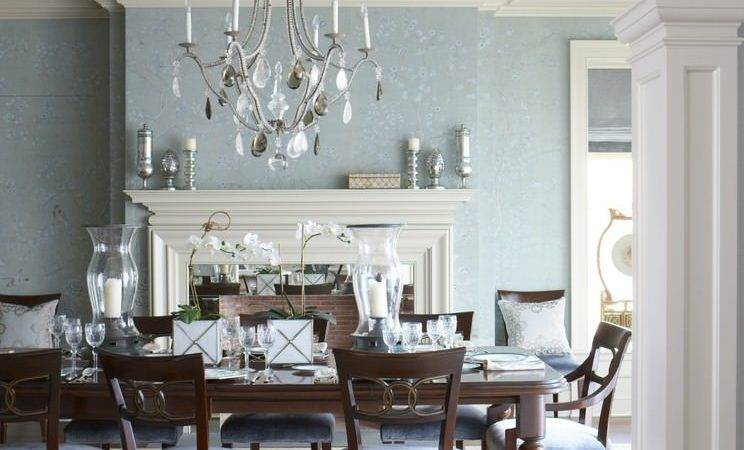 Blue Dining Room Designs Decorating Ideas Design