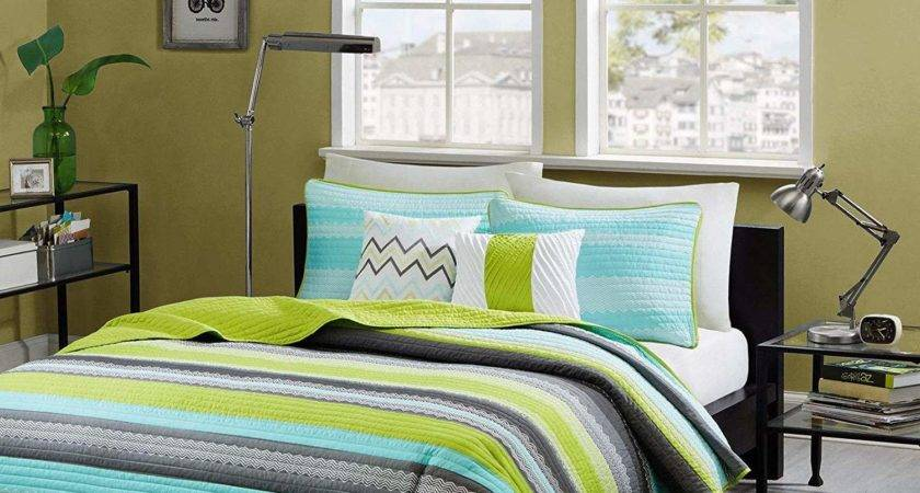 Blue Green Bedding Sets Ease Style