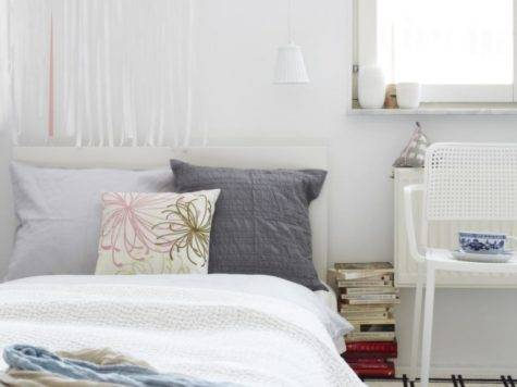 Blue Grey Bedrooms Decosee