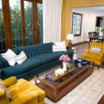 Blue Leather Sofa Living Room Specs Price Release