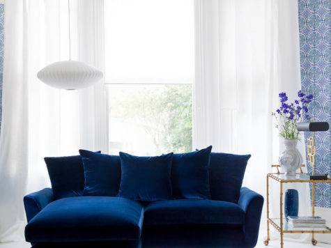 Blue Living Room Ideas More Breathtaking