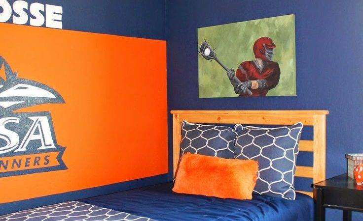 Blue Orange Bedroom Dgmagnets