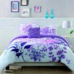 Blue Purple Bedding Sets Has One Best Kind