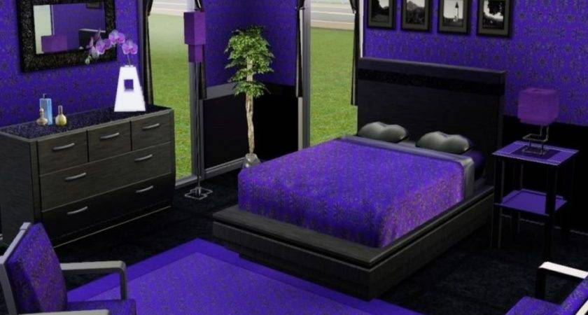 Blue Purple Bedroom Decor Mighty