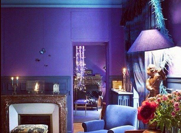 Blue Purple Bedroom Ideas Memes