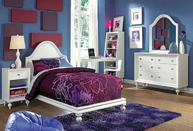 Blue Purple Bedroom Imgkid