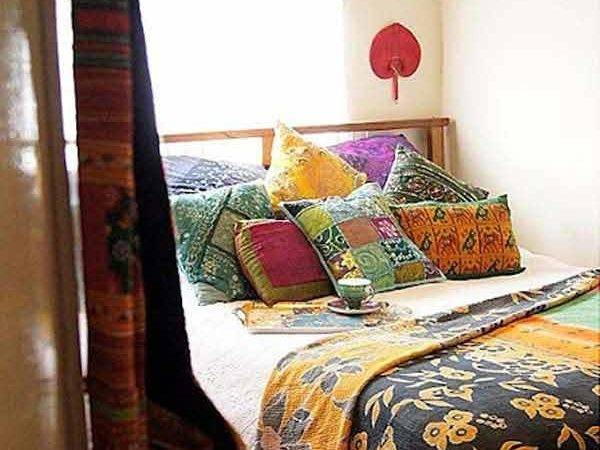 Bohemian Style Bedroom Decorating Ideas Interior Design